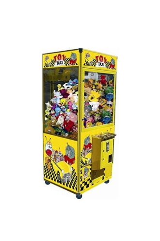 toy taxi grabber machine